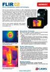 Kieszonkowa kamera termowizyjna FLIR C2