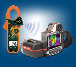 Kamery termowizyjne z technologią MeterLink
