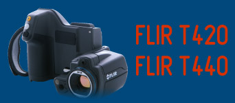 Kamery termowizyjne FLIR T400