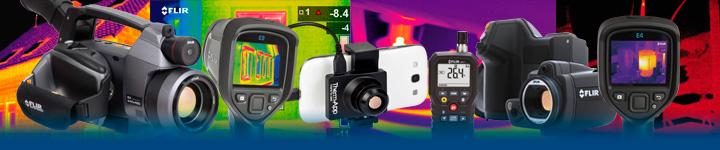 Kamery termowizyjne dla utrzymania ruchu i energetyki